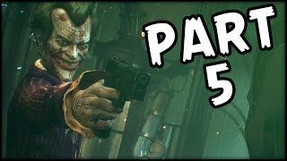BATMAN Arkham Knight - Part 5 - THE JOKER?! (Gameplay Walkthrough)