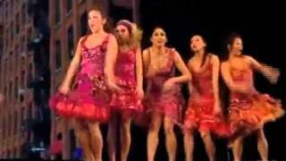 "West Side Story Australia perform ""America"" Helpmann Awards 2010"