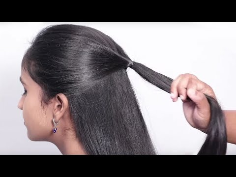 Easy hairstyles for long hair girls || Beautiful hairstyle\Simple Hairstyle\Hairstyle girl thumbnail