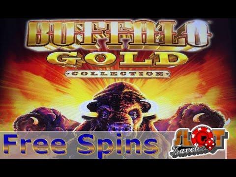 Buffalo Gold Slot Machine Online