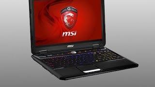 MSI GX70 3BE oyun bilgisayar incelemesi