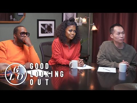 Karen Civil, Yu-Ming Wu & Tarik Baker Face Off With an Amateur Sneaker Designer   Good Looking Out