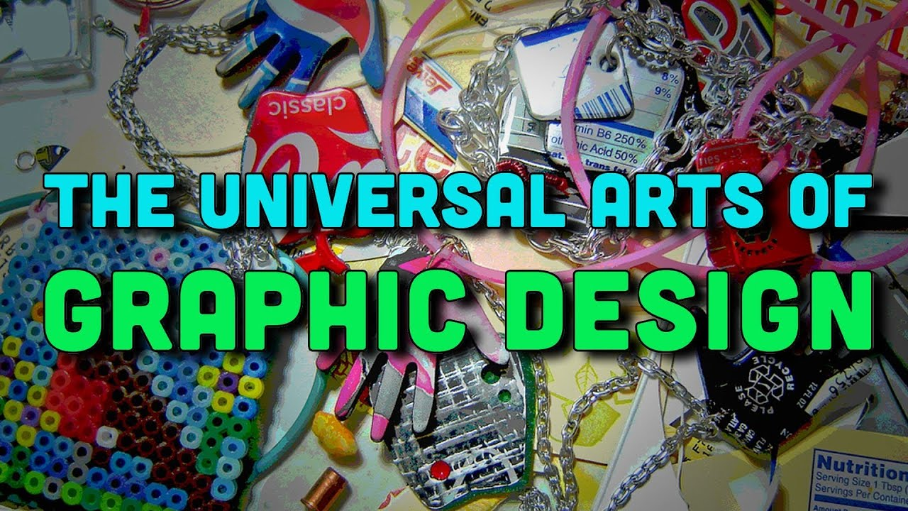 The Universal Arts of Graphic Design | Off Book | PBS ...