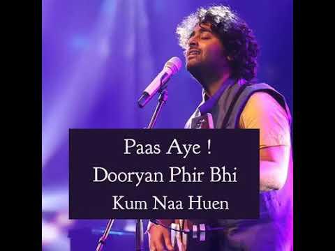Hamari Adhuri Kahani - Arijit Singh