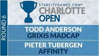 SCGCHAR - Round 6 - Todd Anderson vs Peter Tubergen