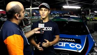 Felipe Marra   Expectativa Rally Vale do Paraíba 2016