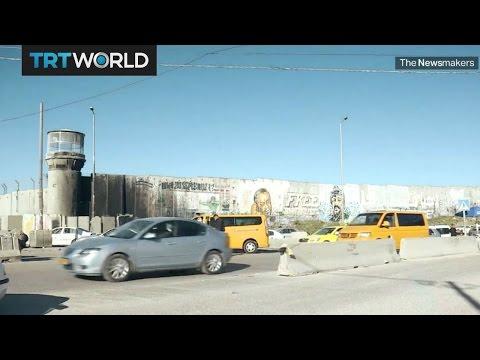 The Newsmakers: Palestinian Prisoner Strike