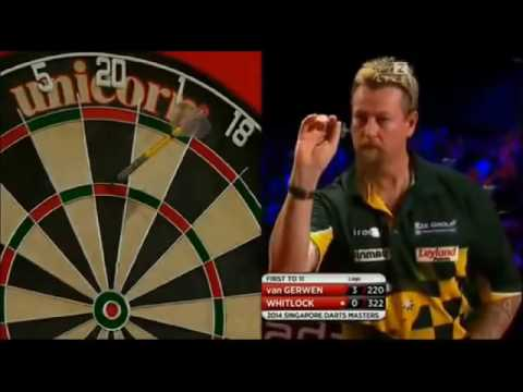 2014 Singapore Darts Masters FINAL van Gerwen vs Whitlock