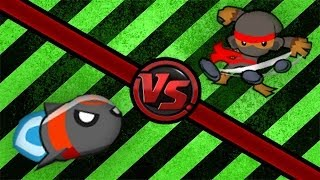 TOWER BATTLES TOURNAMENT! - #13: Bomb Tower Vs. Ninja Monkey - (Bloons TD Battles Tournament)