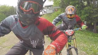 ESC Downhill Course Thunder Mountain Bike Park 2019