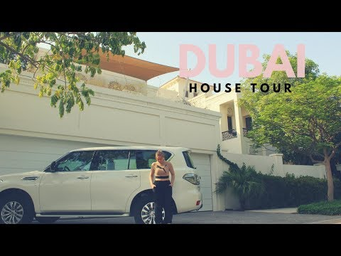 DUBAI VILLA HOUSE TOUR!