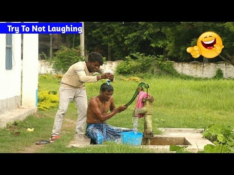 Must Watch New Funny😃😃 Comedy Videos 2019 - Episode 22 || Funny Ki Vines ||