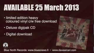 Dave Arcari & the Hellsinki Hellraisers: Album trailer