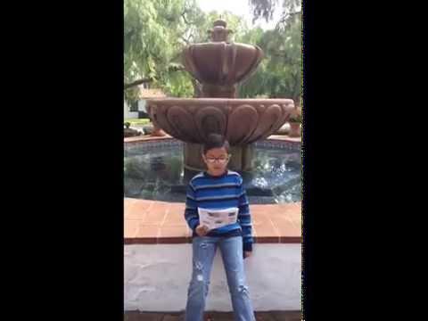 Isaac's Mission San Diego de Alcala video