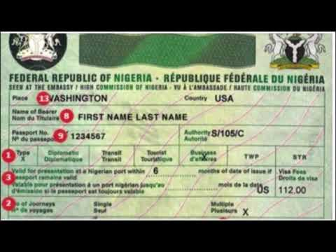 Nigerian Government To Fine Overstaying Foreigners In The Country $4000