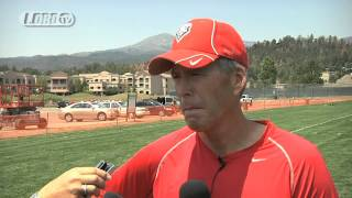 2012 Lobo Football | Coach Bob Davie Press Conference