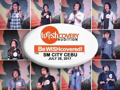Pinakamalaking batch ng auditionees, dumagsa sa Wishcovery audition sa Cebu City