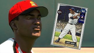 DIAMOND LARRY DOBY DEBUT!! MLB THE SHOW 18 DIAMOND DYNASTY