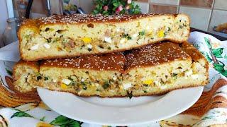 Восхитительный Рыбный пирог Простой и вкусный рецепт Fish pie