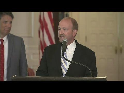 Gov. McCrory announces nomination to State Bureau of Investigation