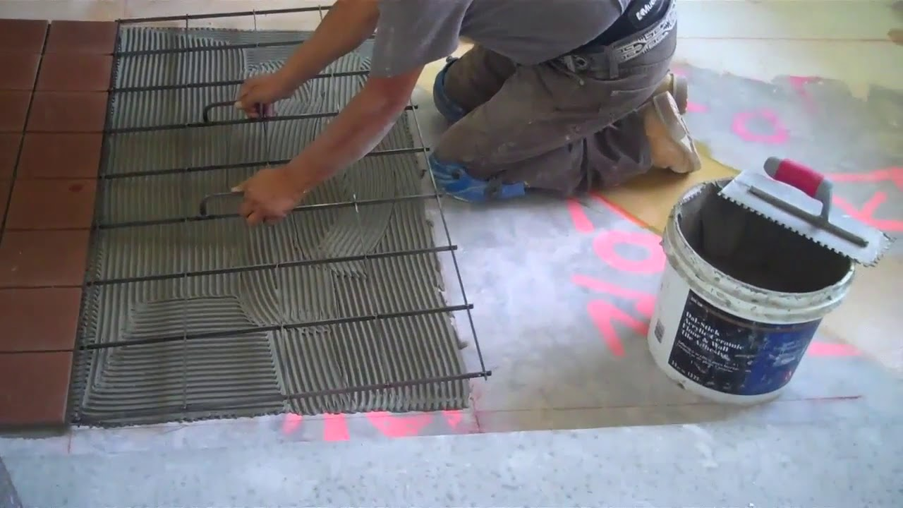 Creative laying terracotta flooring tile youtube creative laying terracotta flooring tile dailygadgetfo Choice Image