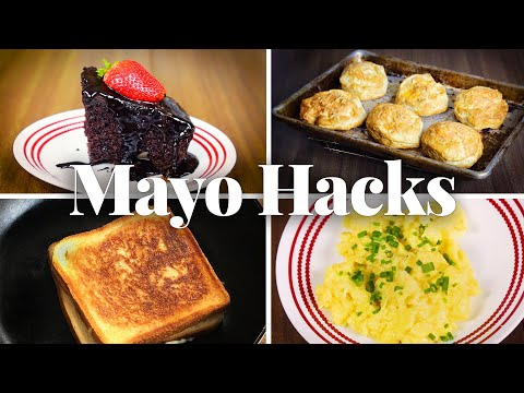 4 Ways to Cook with Mayo, Even If You Hate It
