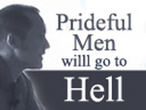 Prideful Men Will Go to Hell - Tim Conway