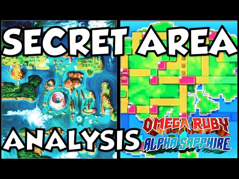 Secret Area In Hoenn Pokemon Omega Ruby And Alpha
