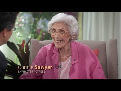 MOTION PICTURE & TELEVISION FUND: Connie Sawyer