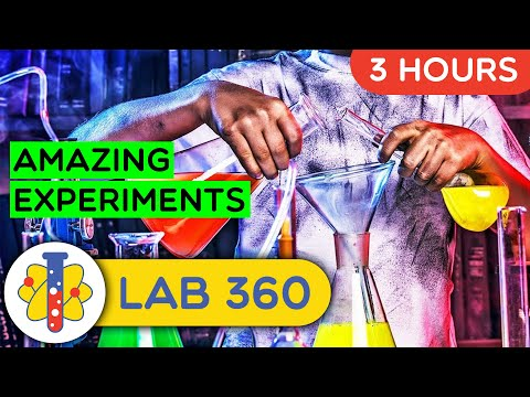 3 HOURS of Ultimate SCIENCE EXPERIMENTS, SCIENCE TRICKS & LI