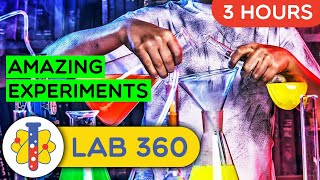 3 HOURS of Ultimate SCIENCE EXPERIMENTS, SCIENCE TRICKS & LIFE HACKS COMPILATION
