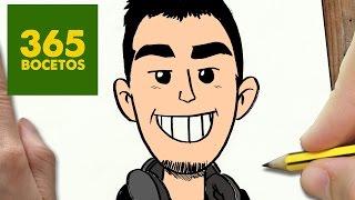 COMO DIBUJAR ALEXBY KAWAII PASO A PASO - Dibujos kawaii faciles - How to draw a Alexby