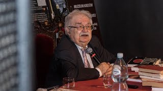 Spotkanie z profesorem Jerzym Robertem Nowakiem