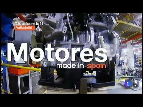 145-Fabricando Made in Spain - Motores