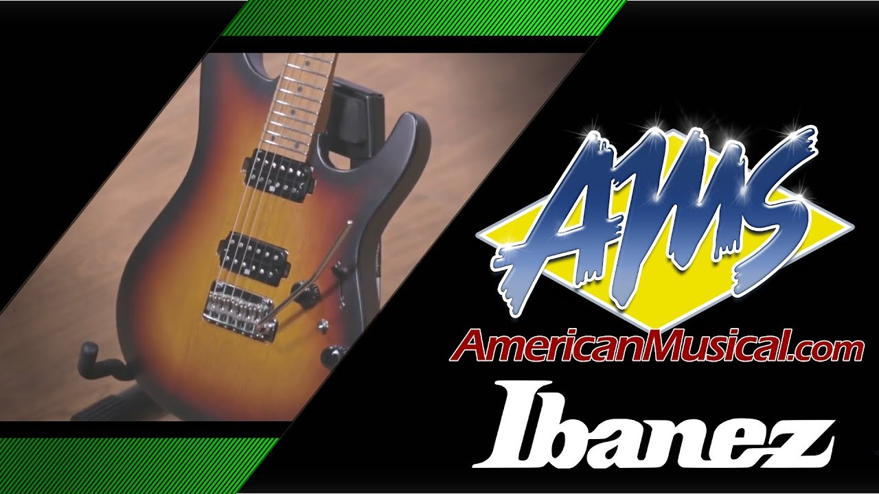 Ibanez AZ2402 Electric Guitar Overview -- American Musical Supply