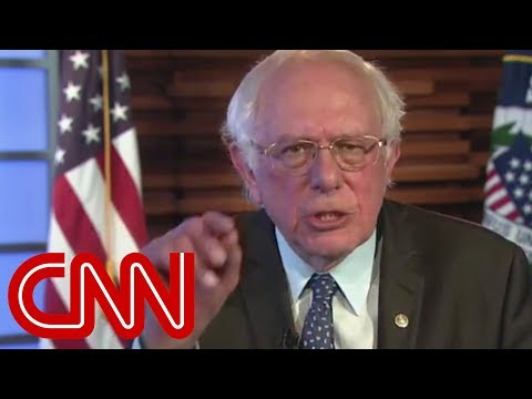 Bernie Sanders' response to Trump's State of the Union address