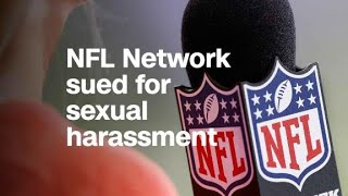 NFL Network sued for sexual harassment thumbnail