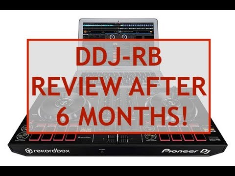 how to use pioneer ddj rb with traktor