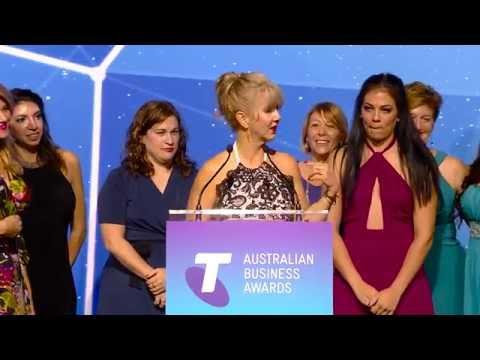 Telstra NT Micro Business Award Winner - Champagne Dance Fitness Studio