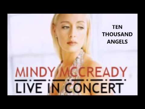 Mindy McCready - Ten Thousand Angels (Live In Concert) 9/13