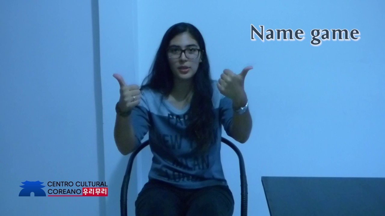 Juegos Coreanos Name Game Y 삼 육 구 3 6 9 Youtube
