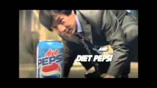 Jackie Chan Diet Pepsi Commercial
