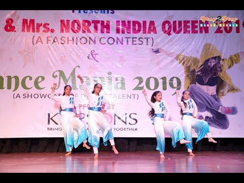 Saara India | Husn Parcham | Girls Dance Performance | Choreography Step2Step Dance Studio | Mohali