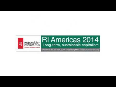 RI Americas 2014: Bob Litterman says hedging climate change risk is an investment imperative.