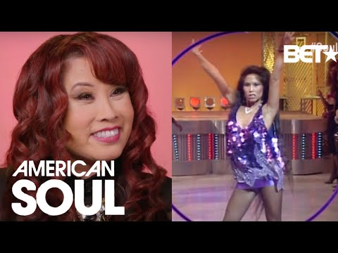First Non-Black Soul Train Dancer Cheryl Song Recalls How She Got The Show! | American Soul