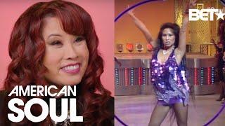 First Non-Black Soul Train Dancer Cheryl Song Recalls How She Got The Show! | American Soul