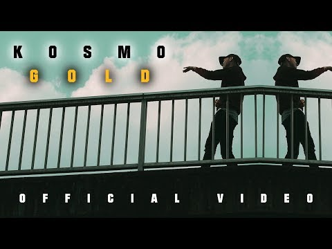 🚀 KOSMO - ✖️GOLD✖️ (Official Video) | prod. by KOSMO