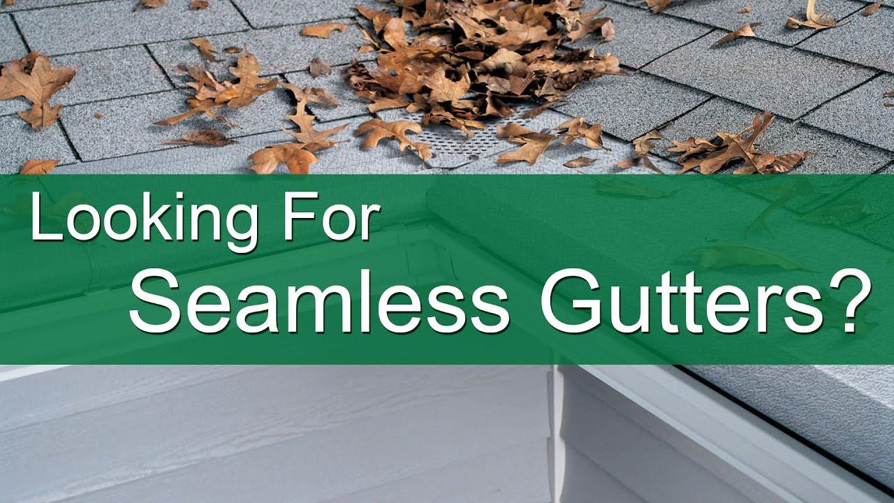Seamless Gutters Minnesota (MN) - Discounts and Specials - Gutter ...