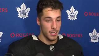 Maple Leafs Development Camp: Sean Durzi - June 27, 2018