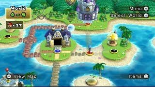New Super Mario Bros Wii - World 4-5 - 39
